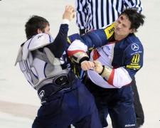 0559ea162 Očakávaná bitka Harvey vs. Bača okorenila zápas v Nitre (FOTO a ...